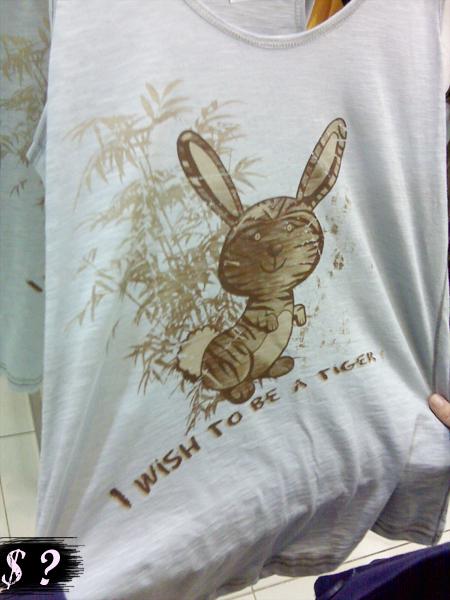 renner camiseta coelho