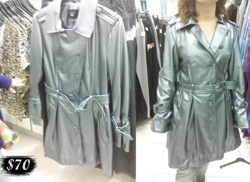 renner trench tori